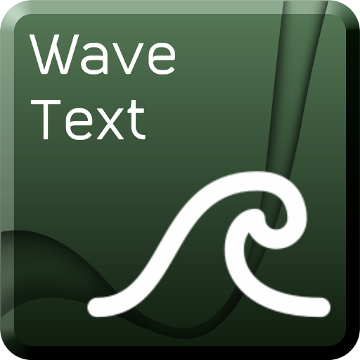 Wave Text